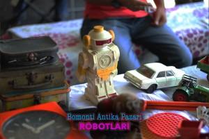 bit pazarı robot vintage tokat oyuncak eski 2.el